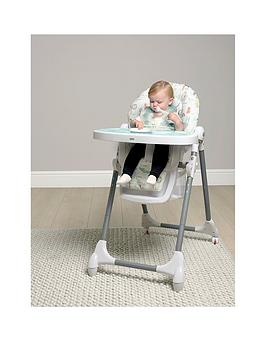 Mamas & Papas Mamas & Papas Snax Highchair - Safari Picture