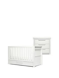 mamas-papas-mamas-papas-franklin-cot-bed-dresser-changer-and-wardrobe