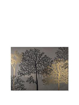 Graham & Brown Graham & Brown Eternal Woodland Canvas Picture