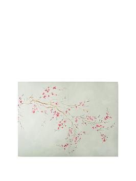 Graham & Brown Graham & Brown Watercolour Orchid Blossoms Canvas Picture