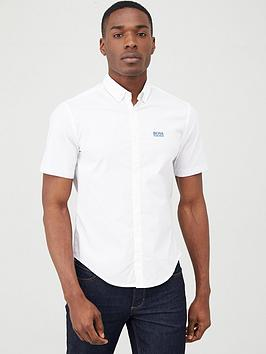 Boss Boss Biadia-R Short Sleeved Shirt - White Picture
