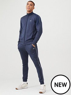 boss-regular-fit-tracksuit-navy