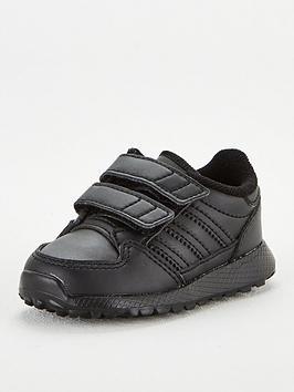 adidas Originals Adidas Originals Forest Grove Infant Trainers - Black Picture
