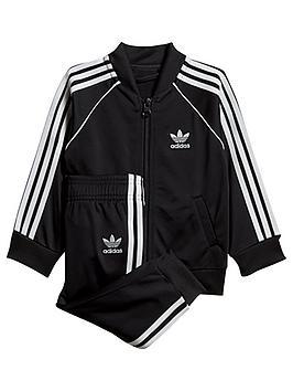 adidas-originals-childrens-superstar-tracksuit-black