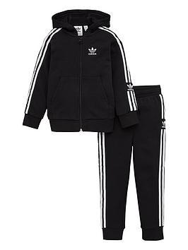 adidas-originals-lock-up-hoodie-tracksuit-black