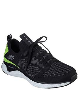 Skechers Skechers Solar Fuse Trainer - Black Picture