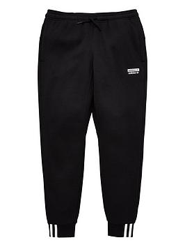 adidas Originals Adidas Originals Childrens Pants - Black Picture