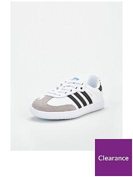 adidas-originals-adidas-originals-samba-og-el-infant-trainer