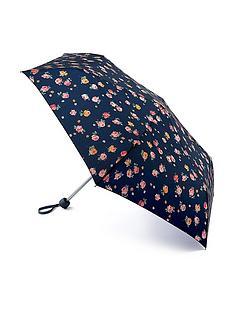 cath-kidston-wimbourne-rose-umbrella-navy