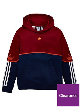 adidas-originals-outline-hoodie-burgundy
