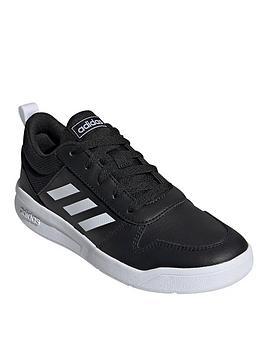 Adidas Adidas Tensaur Junior Trainers - Black Picture