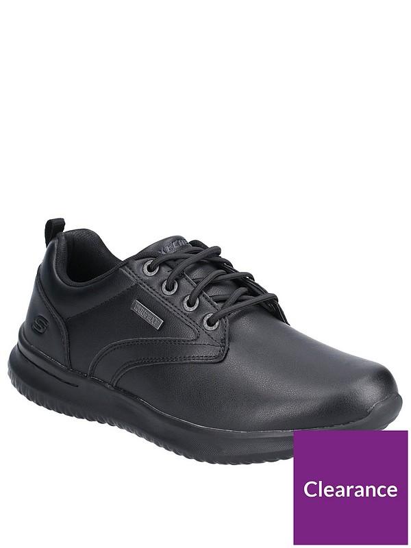 Skechers Delson Antigo Lace Up Shoe