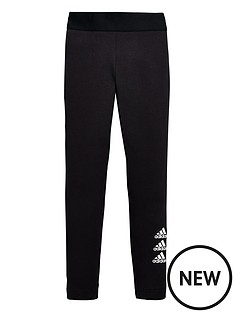 adidas-junior-girls-must-haves-badge-of-sport-tights-black