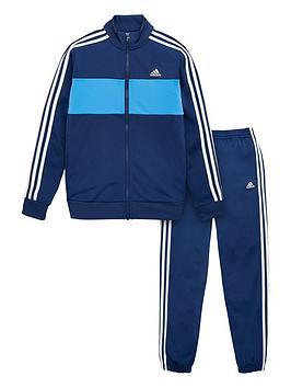 Adidas Adidas Younger Boys Tracksuit Tiberio - Indigo Picture