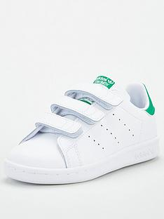 adidas-originals-adidas-originals-stan-smith-cf-childrens-trainer
