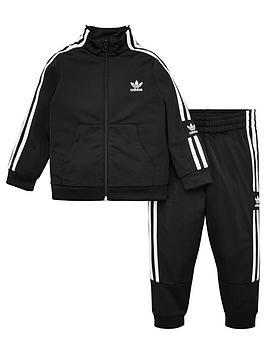 adidas Originals Adidas Originals Childrens Lock Up Tracksuit - Black Picture