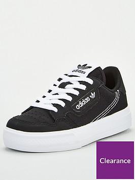 adidas-originals-continental-vulc-childrens-trainer-black