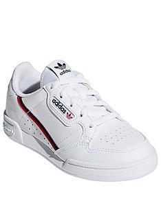 adidas-originals-continentalnbsp80-childrens-trainers-white
