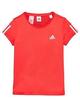 Adidas Youth Equip T-Shirt - Pink