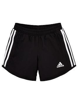 Adidas Adidas Girls Training Shorts - Black Picture