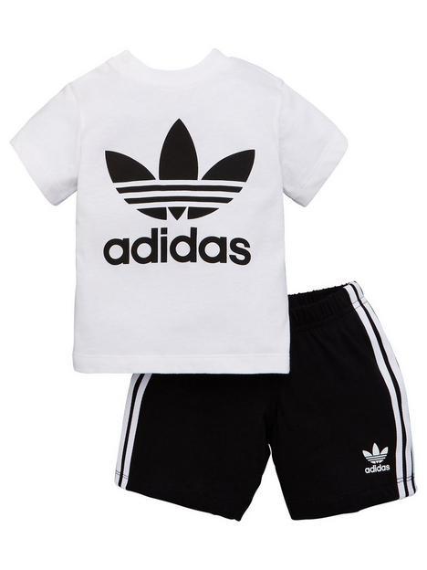 adidas-originals-shorts-amp-t-shirt-set-white