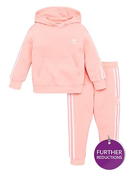 adidas-originals-childrens-lock-up-hoodie-tracksuit-pink
