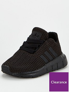 adidas-originals-swift-run-infant-trainers-black