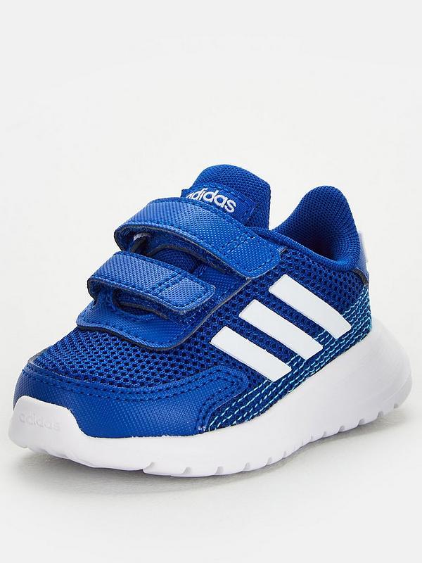 Tensaur Run Infant Trainers - Blue/White