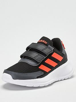 adidas-tensaur-run-childrens-trainers-blackorange