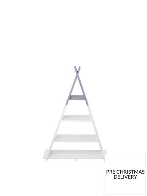 lloyd-pascal-teepee-medium-4-tier-floor-standing-kids-shelving-unit