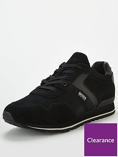 boss-parkour-runn-suede-trainers-black