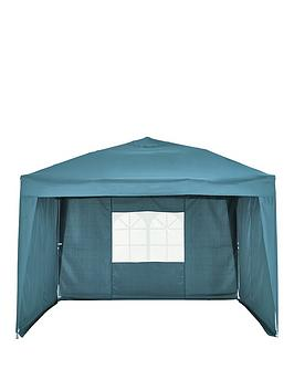 Very 3 X 3M Pop Up Gazebo With 3 Piece Side Panels Picture