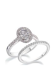 love-diamond-9ct-white-gold-12-carat-diamond-oval-halo-bridal-set