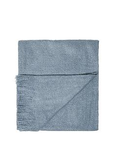 cascade-home-clare-boucle-throw
