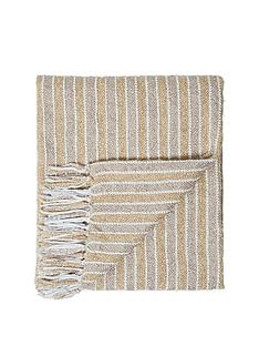 cascade-home-frera-striped-boucle-throw