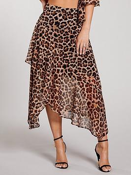 kate-wright-high-waist-asymmetric-midi-skirt-leopard-print