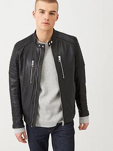 boss-jordon-leather-jacket-black