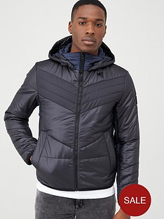 boss-opalm-ripstop-hooded-padded-jacket-black