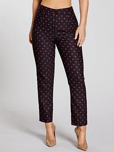 kate-wright-printed-slim-leg-trouser-co-ord-multi