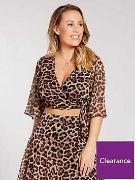 kate-wright-printed-wrap-blouse-leopard