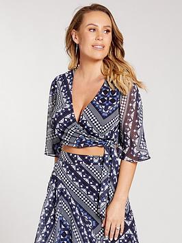 kate-wright-wrap-blouse-print