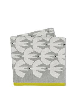 Scion Scion Pajaro Towels Bath Sheet Picture