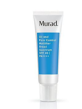 Murad Murad Oil And Pore Control Mattifier Spf 45 Pa Picture