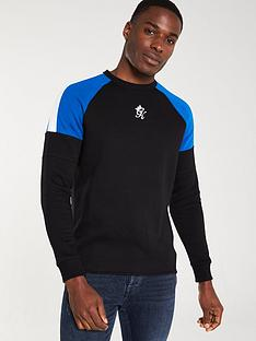 gym-king-core-plus-crew-sweatshirt-black