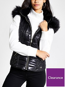river-island-river-island-padded-faux-fur-hooded-gilet