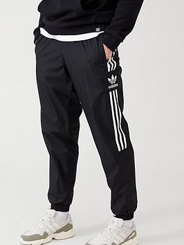 adidas Originals  Adidas Originals Lock Up Track Pant - Black