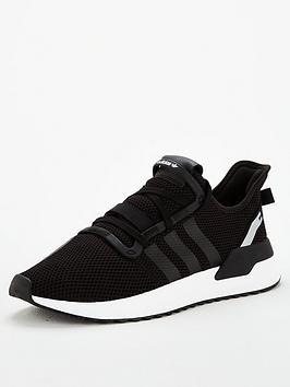adidas Originals Adidas Originals U_Path Run - Black Picture