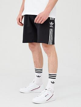 adidas Originals  Adidas Originals Lock Up Shorts - Black