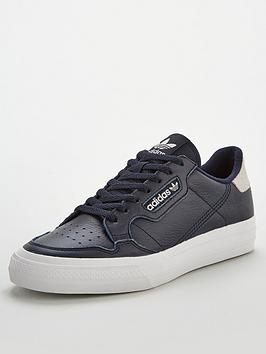 adidas Originals Adidas Originals Continental Vulc Leather - Ink Picture