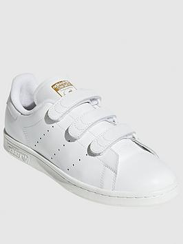 adidas Originals Adidas Originals Stan Smith Velcro - White Picture